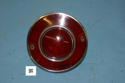 1975-1979 Corvette C3 LH Rear Outer Tail Light 5966500 , Used Poor